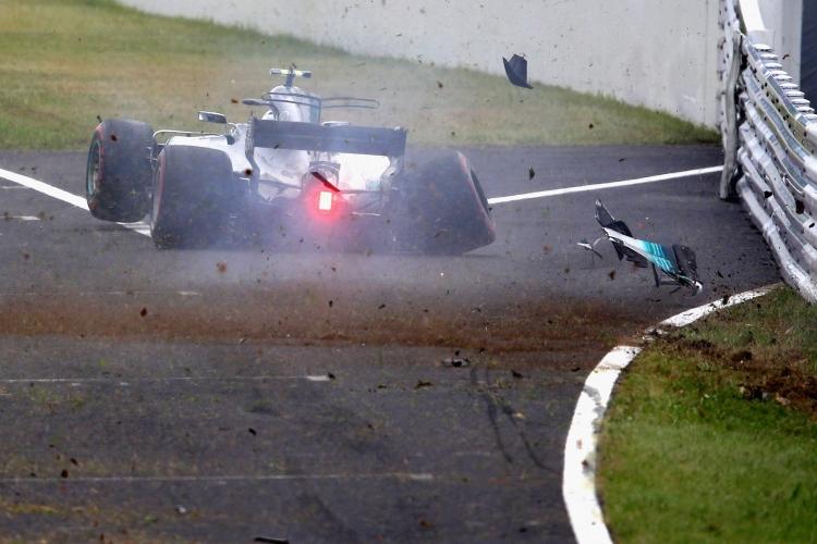 Тренировки за Гран При на Япония 2017