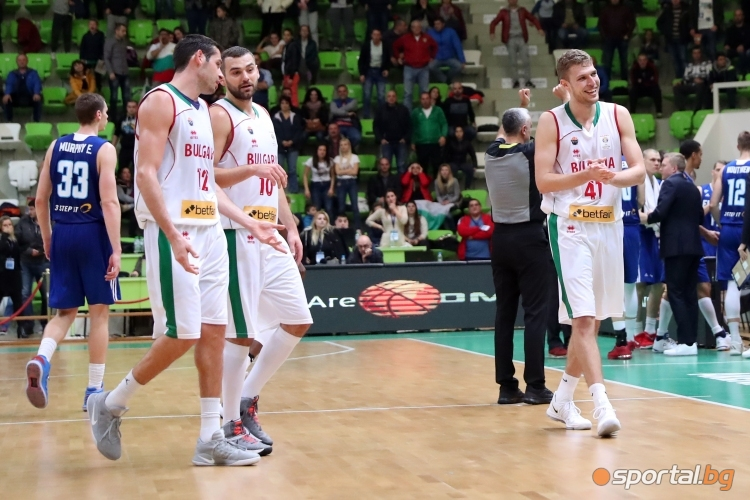 България - Финландия 80:82