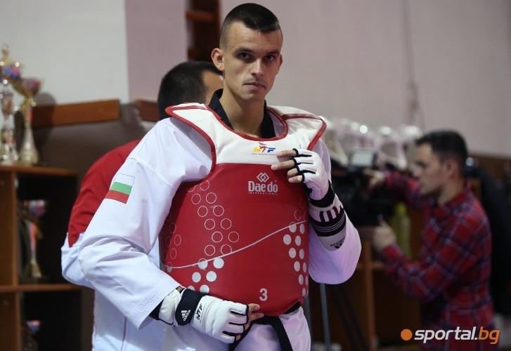 Sportal.bg посети тренировката на таекуондиста Владимир Далаклиев в Ботевград