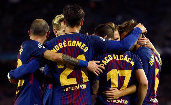 Барселона - Спортинг