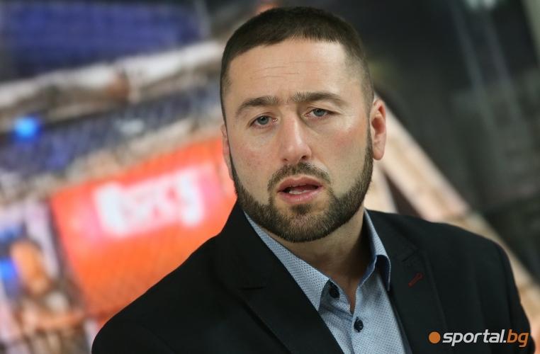 """Даниел Златков в """"Гостът на Sportal.bg"""""""
