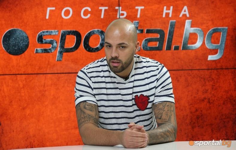 """Николай Михайлов в """"Гостът на Sportal.bg"""""""