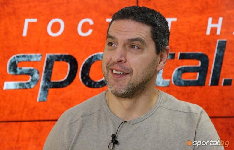 """Евгени Иванов - Пушката е """"Гостът на Sportal.bg"""""""