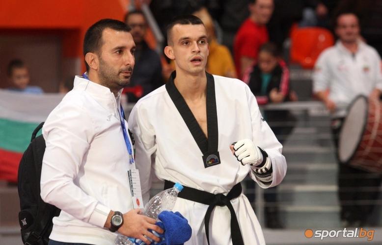 Победи на Далаклиев и Джорджев на ЕП по таекуондо в София