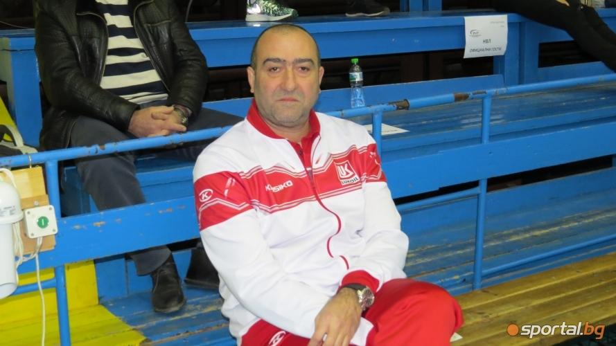 1/4-финал №2 на Купата на България: Нефтохимик (Бургас) - ЦСКА
