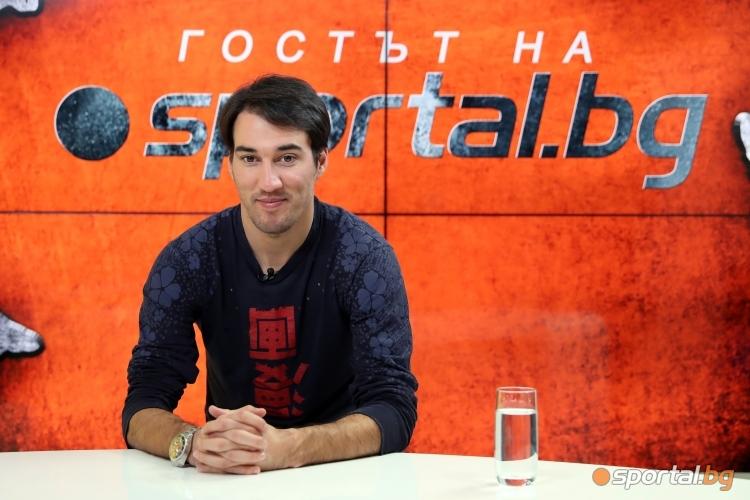 """Ивелин Попов в """"Гостът на Sportal.bg"""""""