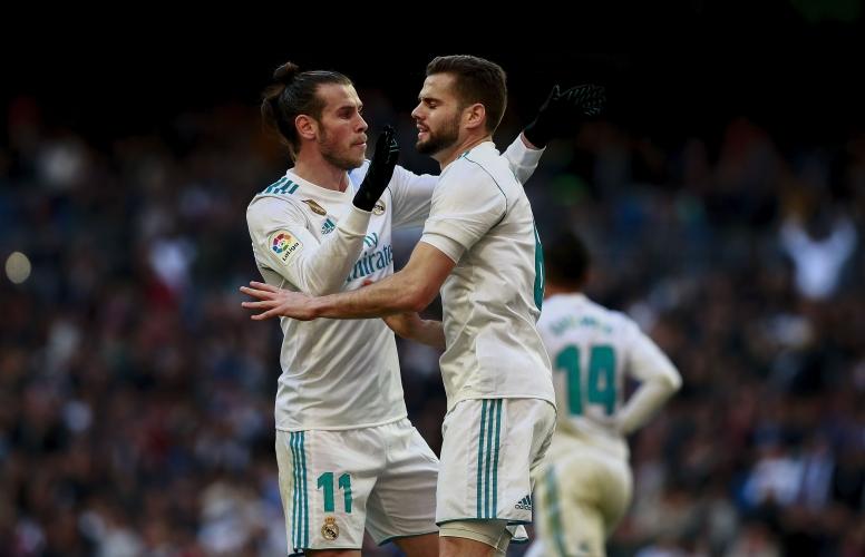 Реал Мадрид - Депортиво 7:1