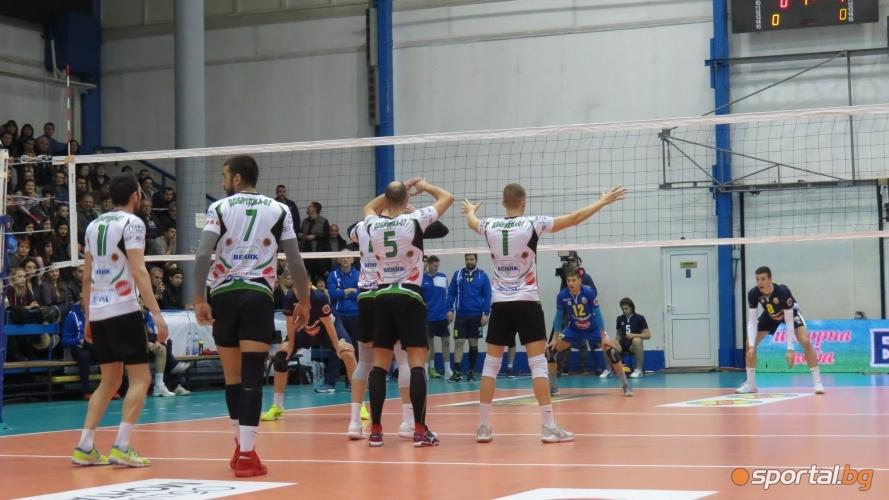 Полуфинал №2 за Купата на България: Монтана - Добруджа