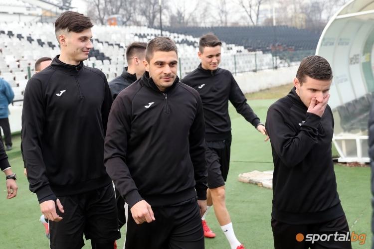 Стефан Велков, Емил Мартинов, Иван Минчев