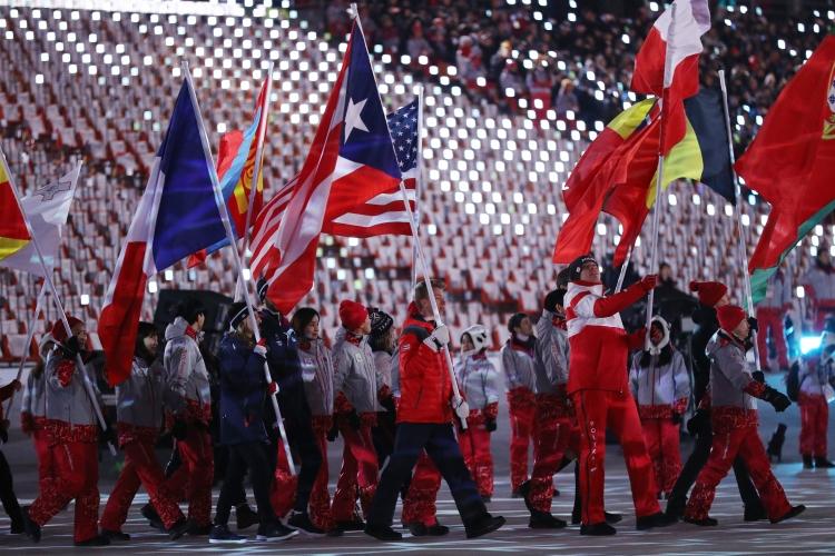 Зимните Олимпийски игри в ПьонгЧанг бяха официално закрити