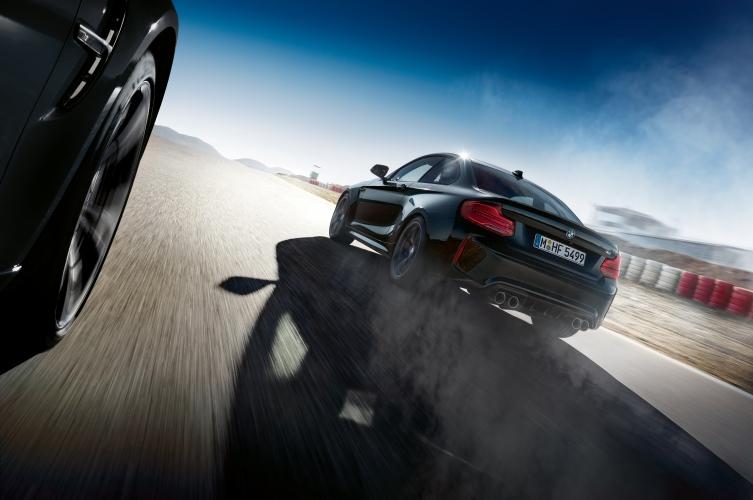 BMW представиха специален Black Shadow Edition на M2 Купе