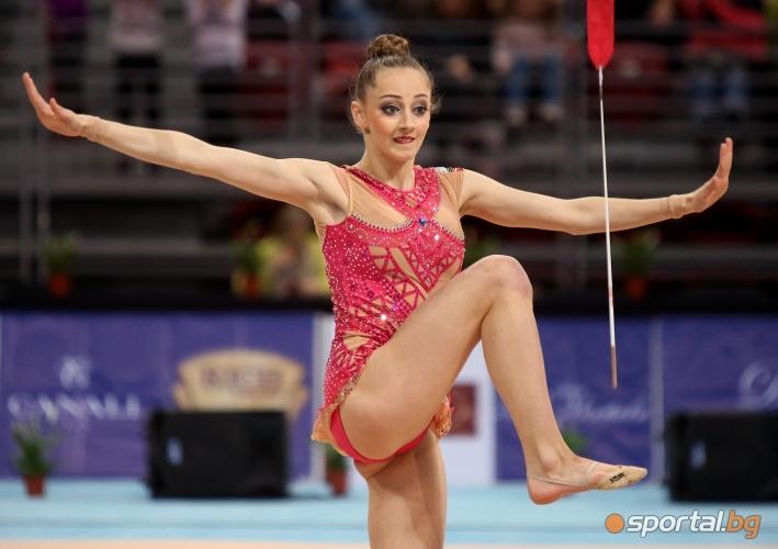 СК по художествена гимнастика - Индивидуално - Катрин Тасева и Боряна Калейн