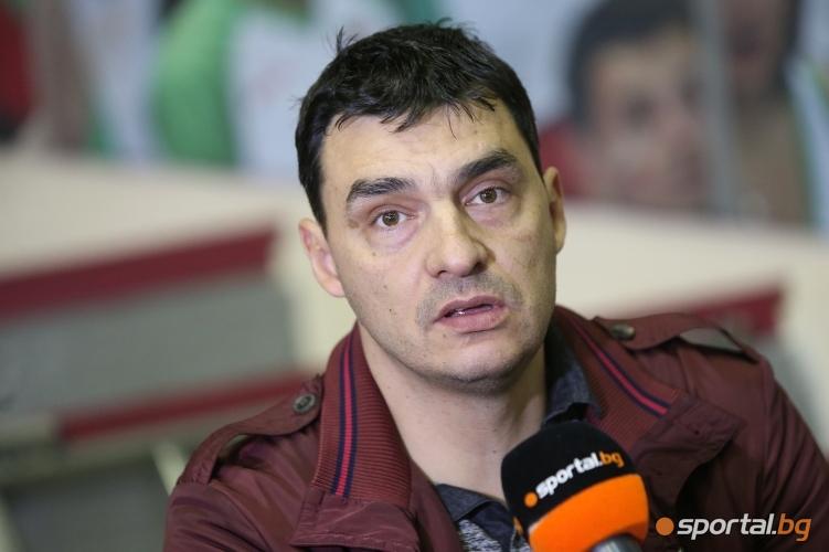Интервю с Владо Николов и Давид Давидов пред Sportal.bg