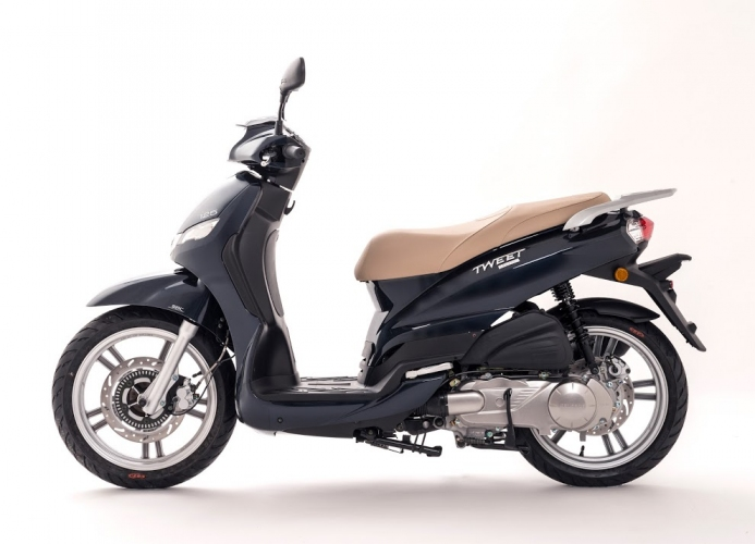 Peugeot Scooters 50 кубика
