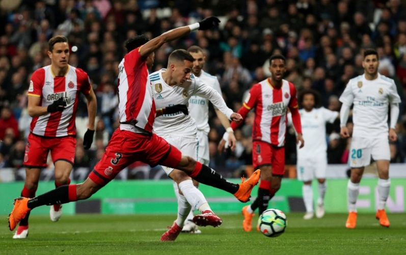 Реал Мадрид - Жирона 6:3