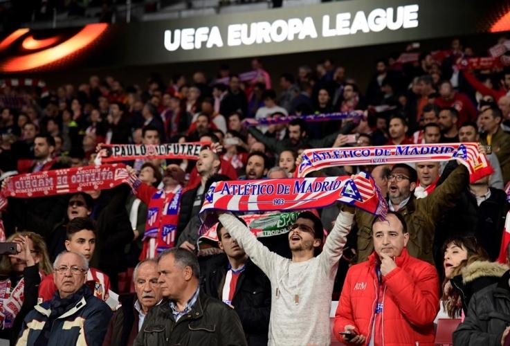 Атлетико Мадрид - Спортинг