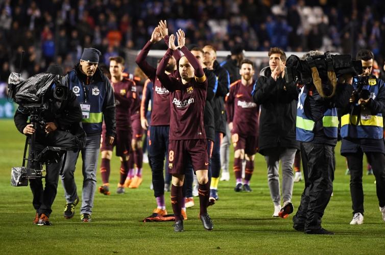 Барселона е новият шампион на Испания