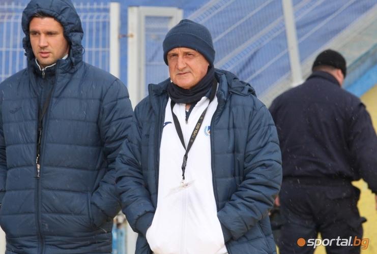"""Левски пак се сгромоляса на """"Герена"""""""