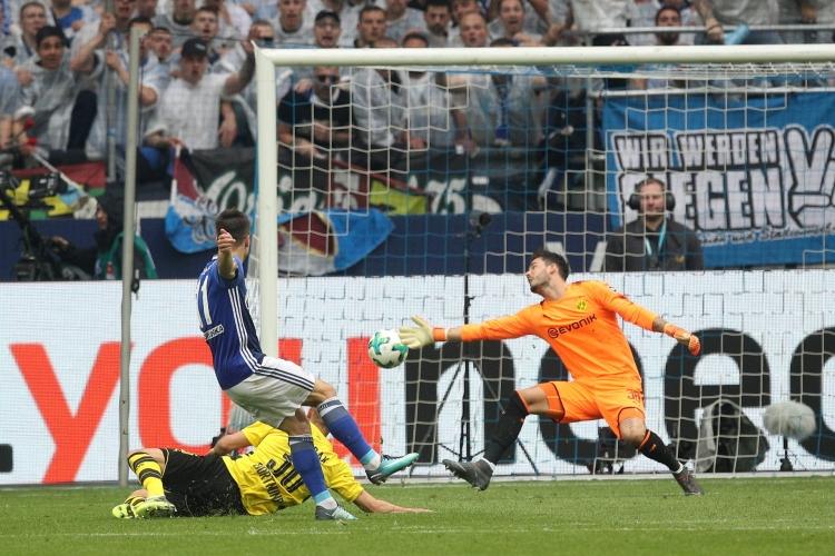 Шалке 04 - Борусия (Дортмунд) 2:0