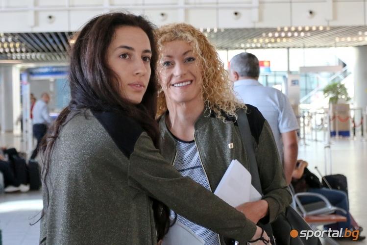 Българските гимнастички пътуват за Европейското