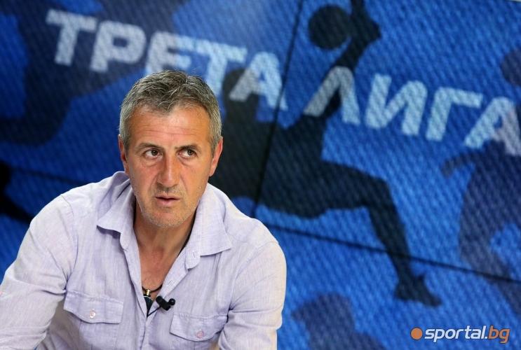 """""""Часът на Трета Лига"""" с гост Николай Тодоров - Кайзера"""