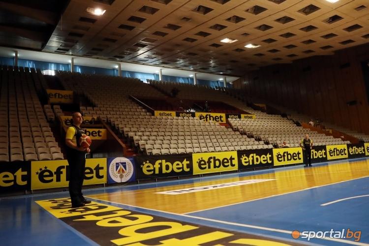 Доиграха втората среща между Левски Лукойл и Балкан