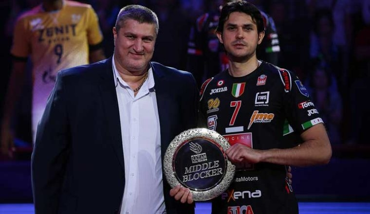 Цветан Соколов е диагонал №1 в ШЛ, Максим Михайлов е MVP