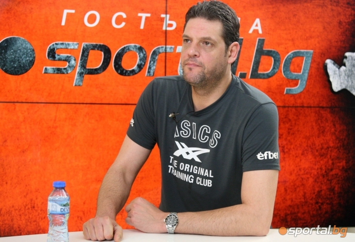 Пламен Константинов е ''Гостът на Sportal.bg''