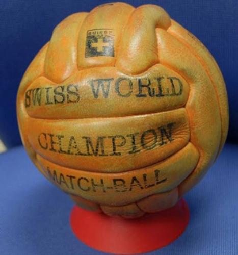 Всички топки на Световните първенства