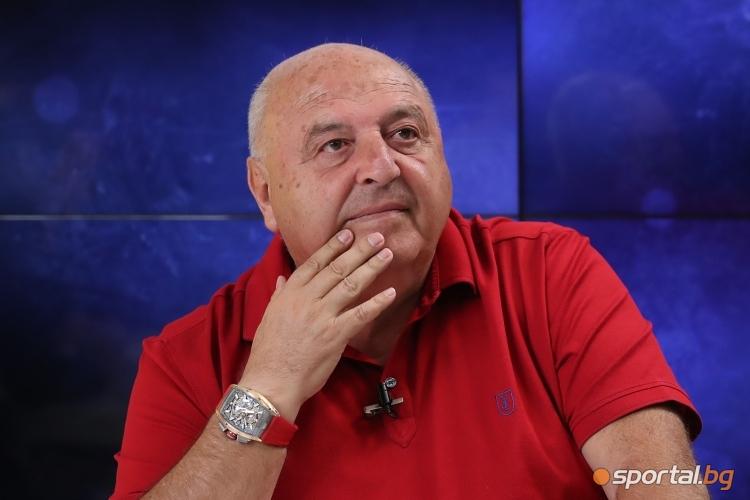 """Венцеслав Стефанов в """"От дузпа в тъч"""""""