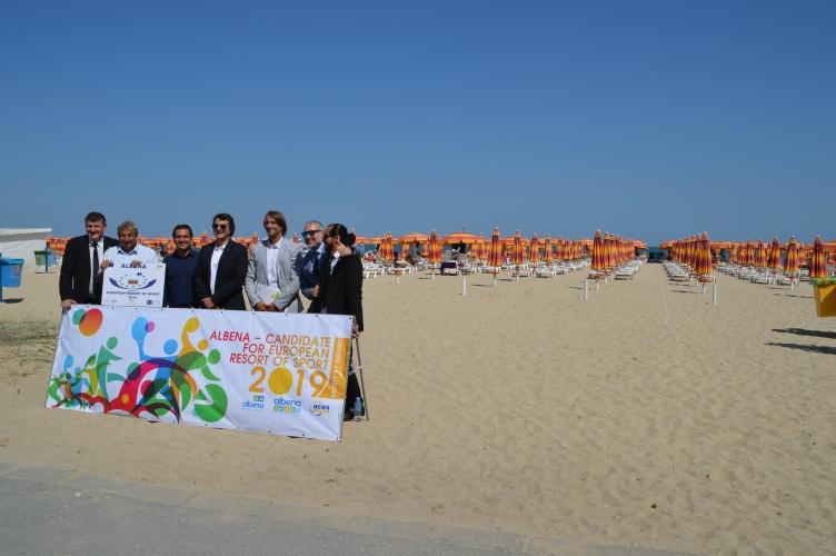Албена може да стане първият европейски курорт на спорта