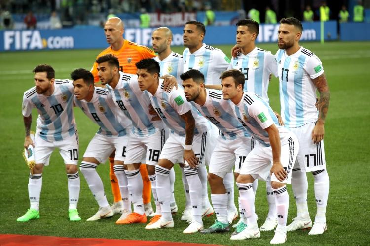 Аржентина - Хърватия 0:3