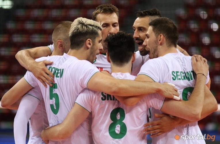 България - Сърбия 2:3