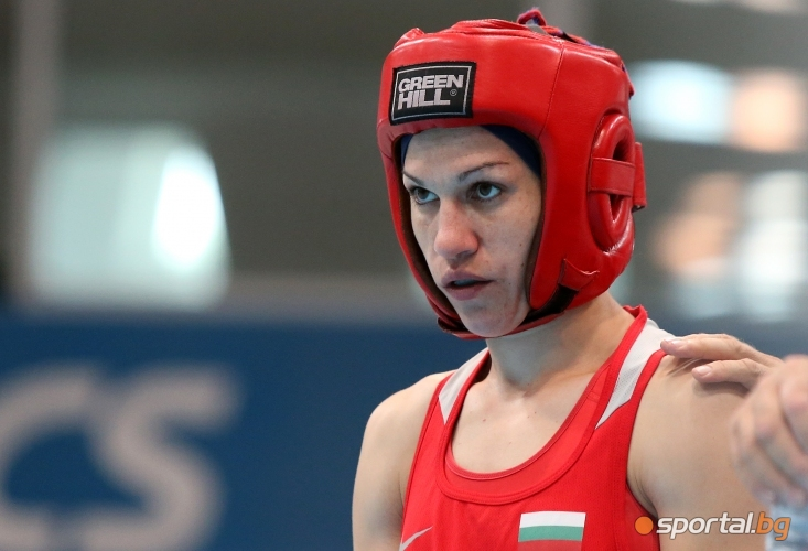 Полуфинали на европейското по бокс за жени в София - вечерна сесия