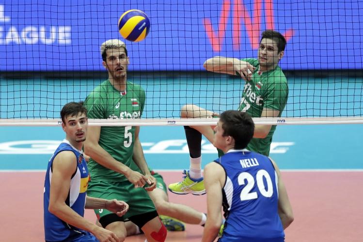 България - Италия