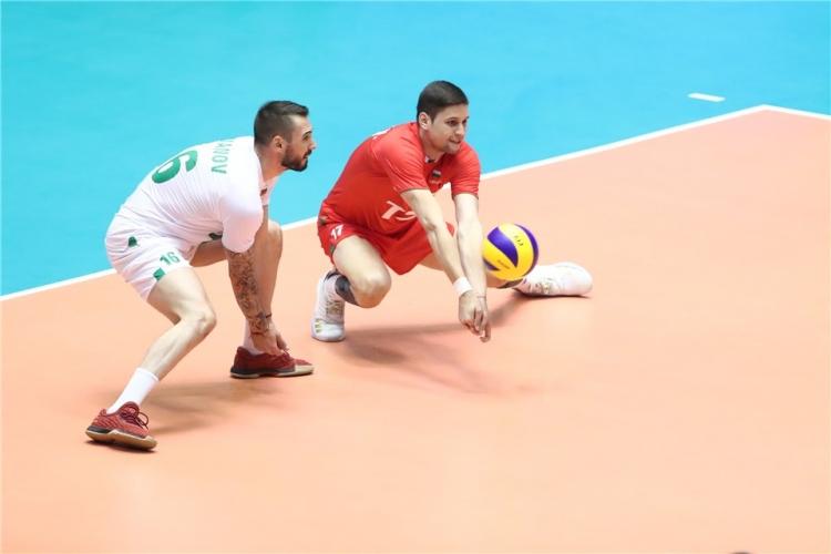 България - Република Корея 3:2