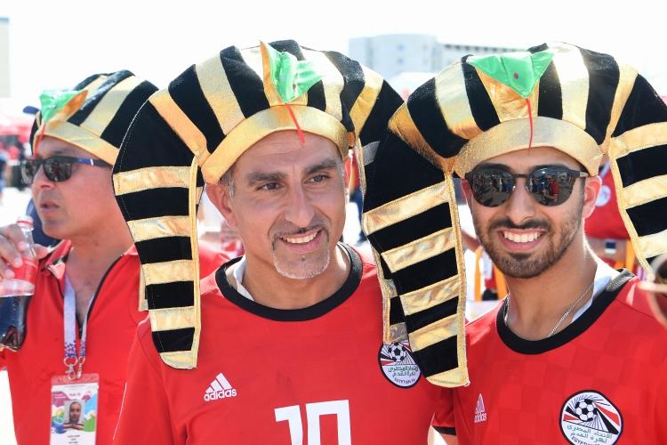 Феновете на Египет