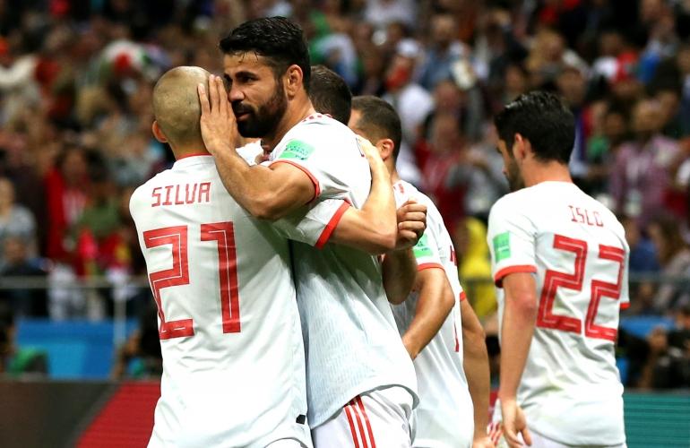 Иран - Испания 0:1