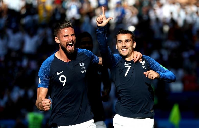 Франция - Аржентина