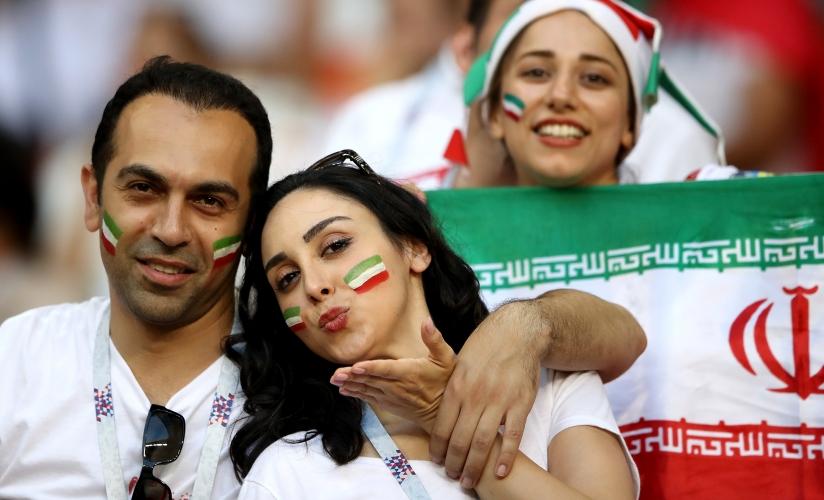 Феновете на Иран