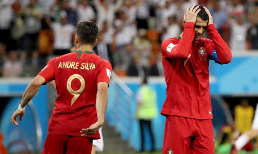 Иран - Португалия 1:1