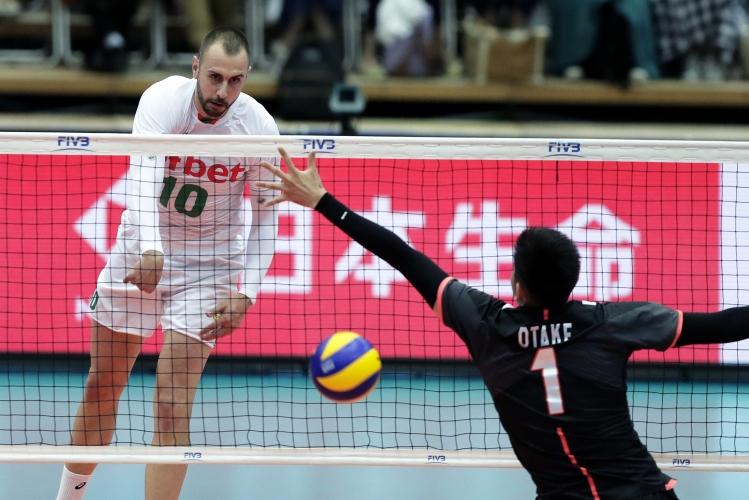 Япония - България