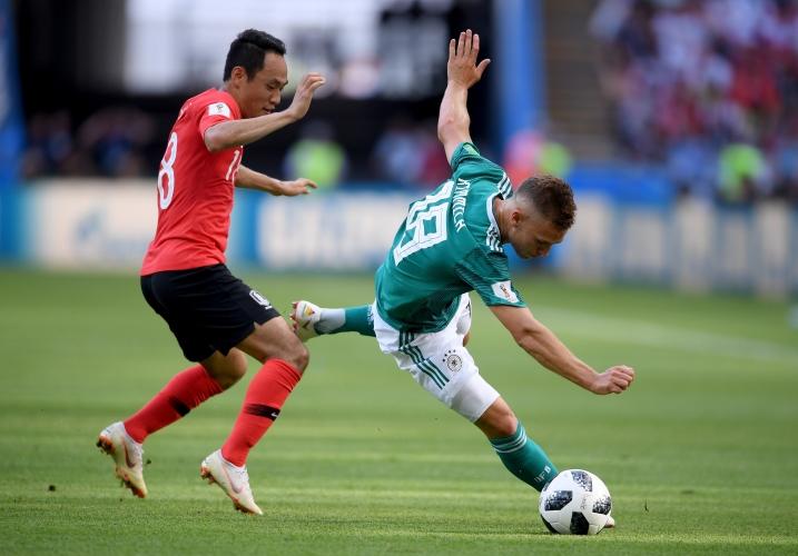 Южна Корея - Германия