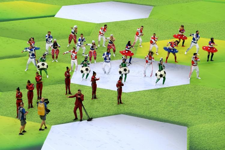 Откриване на Световното първенство