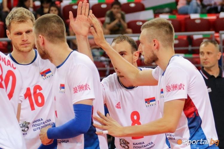 Русия - Сърбия II