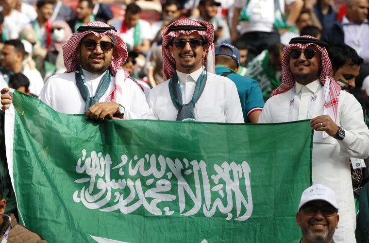 Феновете на Саудитска Арабия