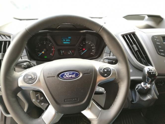Неуморният Ford Transit