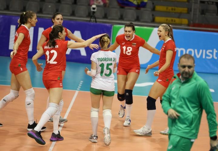 Волейболистките спечелиха междуконтиненталната Чалънджър купа