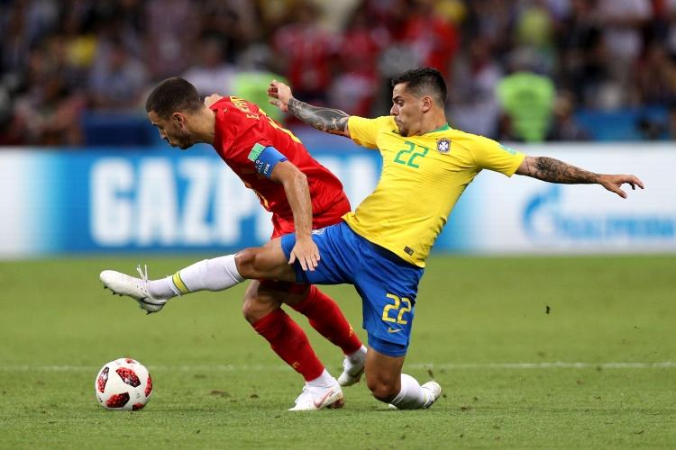 Бразилия - Белгия 1:2
