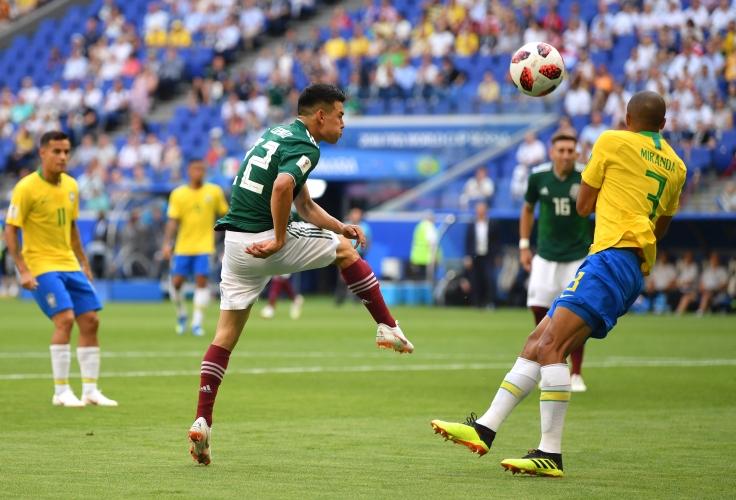 Бразилия - Мексико